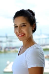 Golbie Kamarei Headshot